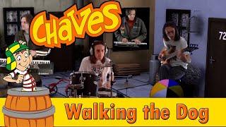 getlinkyoutube.com-Chaves e Chapolin #3 - Walking the Dog by John Charles Fiddy - BGM