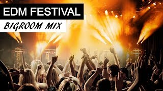 EDM FESTIVAL MIX 2018 - Best Electro House & Bigroom Music