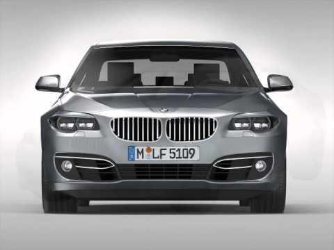 3D Model BMW 5 Series F10 2015 at 3DExport.com