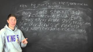 getlinkyoutube.com-How to Invest in the Stock Market for Beginners