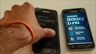 getlinkyoutube.com-Compare Straight Talk Samsung Galaxy Sky Vs. Samsung Galaxy Luna