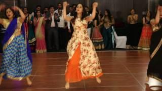 getlinkyoutube.com-Best Indian Wedding Reception Bollywood Style Performance 2016