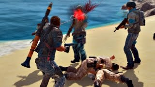 Just Cause 3 Brutal Kill Compilation #3 (Just Cause 3 PC Gameplay Funny Moments)