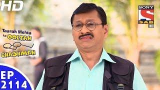 getlinkyoutube.com-Taarak Mehta Ka Ooltah Chashmah - तारक मेहता - Episode 2114 - 12th January, 2017