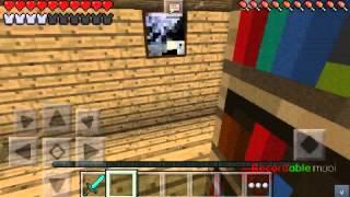 getlinkyoutube.com-Minecraft pe 12.1 esconde esconde