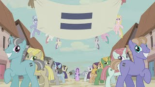 getlinkyoutube.com-Our Town Song - My Little Pony: Friendship Is Magic - Season 5