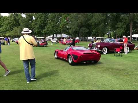 Alfa Romeo Tipo 33 by John Keep