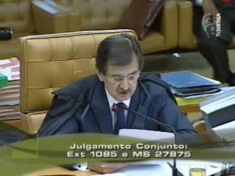 Voto do ministro Peluso no caso Battisti - parte 3 (8/20)