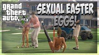 getlinkyoutube.com-GTA 5 Online: 2 Sexual Easter Eggs - Funny (Secret Location) [GTA V]