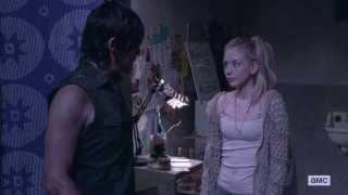 getlinkyoutube.com-The Walking Dead 4x01 — Beth and Daryl