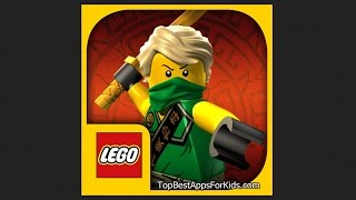getlinkyoutube.com-LEGO Ninjago Tournament - Free Game App  for Kids, iPad iPhone