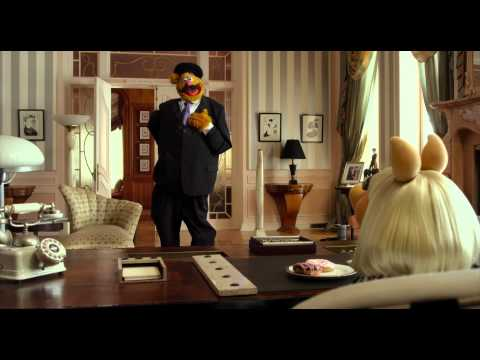 "The Muppets: ""Muppet Man"" Film Clip"
