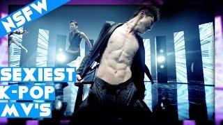 getlinkyoutube.com-SEXIEST K-POP BOY GROUP MUSIC VIDEOS (NSFW)