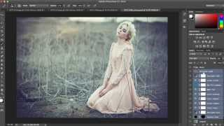 getlinkyoutube.com-Fashion Actions ~ Alison Workflow Tutorial for Photoshop