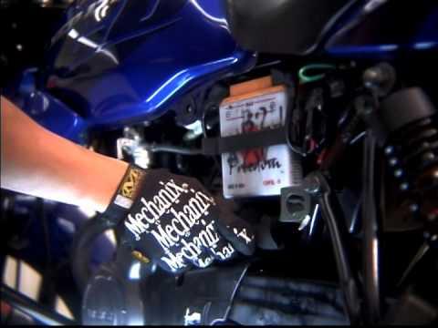 COMO DESARMAR UN MOTOR 4 TIEMPOS XCD 1 PARTE