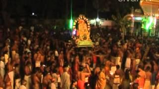 Chunnakam Kathiramalai Sivan Ammanvasal Therthiruvizha