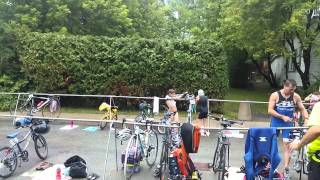 Triathlon de Sainte-Adèle 2015