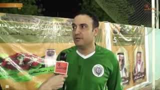 تقرير مباراة عفيف سيتي و الفيصل 1-2 ضمن دور ال 8 [#بطولة_بني_مالك_الخامسة]