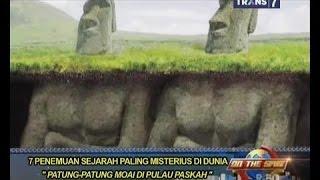 getlinkyoutube.com-7 Penemuan Sejarah Paling Misterius Di Dunia - On The Spot