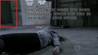getlinkyoutube.com-Erro Global na queda de escada da Leila (Amor á Vida)