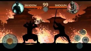 getlinkyoutube.com-Shadow Fight 2 Shadow VS Shogun