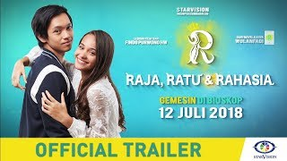 R   Raja, Ratu & Rahasia Official Trailer