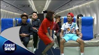 Cara Pramugari AirAsia Mengatasi Berbagai Karakter Penumpang - Tonight's Challenge