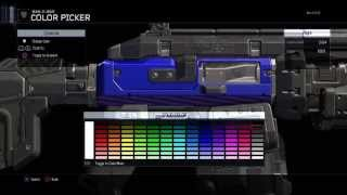 getlinkyoutube.com-Call of Duty: Black Ops 3 - Paintshop/ Camo Editor (Make Your own Camos!)