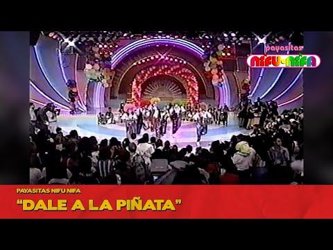 Payasitas Nifu Nifa - Dale a la Piñata (Súper Sábado Sensacional)