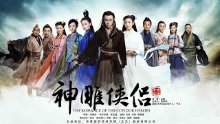getlinkyoutube.com-Romance of the Condor Heroes 2014 subtitle indonesia episode 52 TAMAT