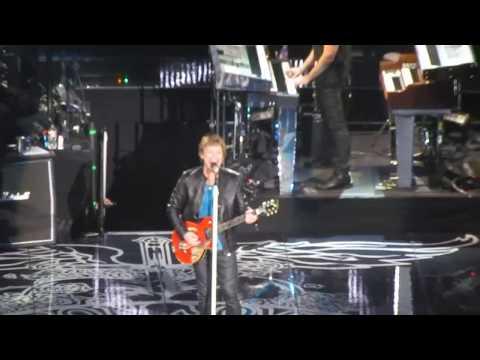 Bon Jovi Concert 2011 San Antonio #2