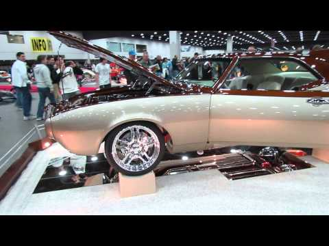 1967 Pontiac Firebird At 2014 Detroit Autorama