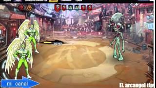 getlinkyoutube.com-Mutants: Genetic Gladiators los Jefes e la division omega