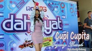 getlinkyoutube.com-Cupi Cupita - Goyang Basah - Dahsyat RCTI 24 Agustus 2015 Bandung