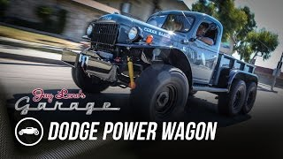 getlinkyoutube.com-1942 Dodge Power Wagon Restomod - Jay Leno's Garage
