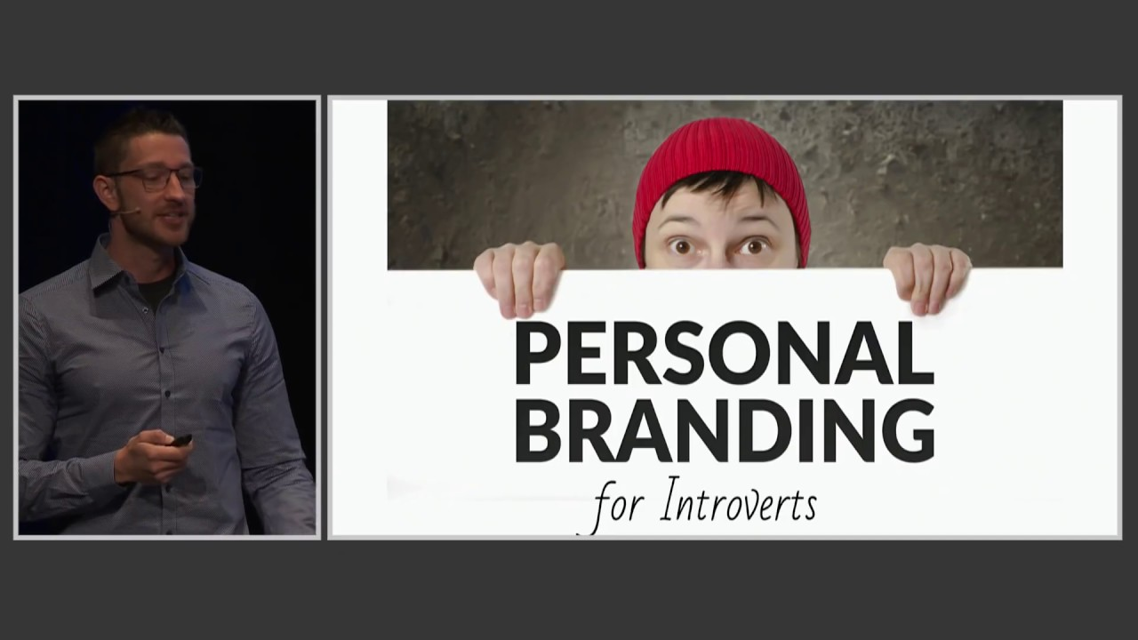 Building Personal Brands for Introverts