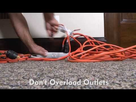 Electrical Safety: How to keep yourself and others safe!
