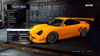 getlinkyoutube.com-GTA 5 | TUNEANDO COCHES !!!! - DjMaRiiO
