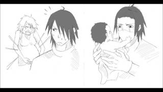 getlinkyoutube.com-Mini Historia Sasusaku , La Despedida *_*