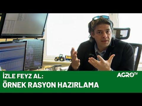 Yem Besleme Rasyonu / AGRO TV