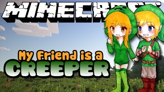 getlinkyoutube.com-Minecraft Mods: Mobtalker - WHAT MAKES YOU BEAUTIFUL! My Friend is a Creeper - (Roleplay) Ep. 25