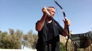 getlinkyoutube.com-Test: 3 Turkish Bows from AliBow (25, 40, 55#) by Malta Archery