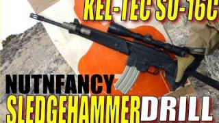 "getlinkyoutube.com-Trial by Fire:  Kel-Tec SU-16C in ""The Sledgehammer"""