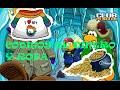 Codigos de ropa y dinero Club Penguin [Julio - Agosto] [2014]