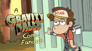 getlinkyoutube.com-Gravity Falls Comic FanDub - You Forgot