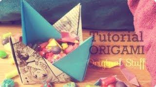 getlinkyoutube.com-Cajas originales [Origami] - Original Stuff