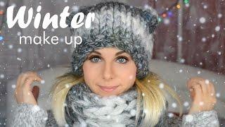 getlinkyoutube.com-Как СКРЫТЬ НЕДОСТАТКИ ✔ Зимний макияж Winter Makeup Tutorial