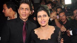 getlinkyoutube.com-Shah Rukh Khan And Kajol Celebrate DDLJ Magic At Maratha Mandir