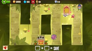 King of Thieves - Base 45 - Anti-Gang Fly into Saw Dive Jump - Designed by Alexis
