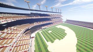 getlinkyoutube.com-Vexel Design Timelapse - Baseball Stadium